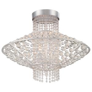 Saybrook - Four Light Semi-Flush Mount