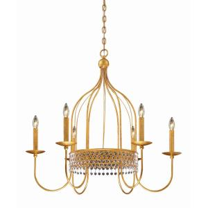 "Kingsmont - 32"" Six Light Pendant"