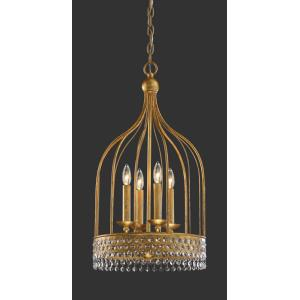 Kingsmont - Four Light Pendant