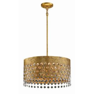 "Kingsmont - 18.25"" Six Light Pendant"