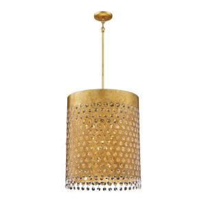 "Kingsmont - 14.5 ""Six Light Pendant"