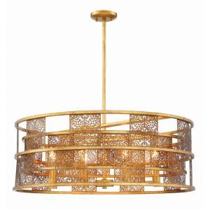 Brynhurst - Eight Light Pendant