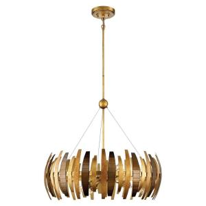 Manitou - Six Light Chandelier