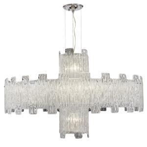 Fifteen Light Chandelier