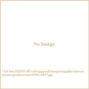 "Beacon Street - 42"" Rectangular Mirror"