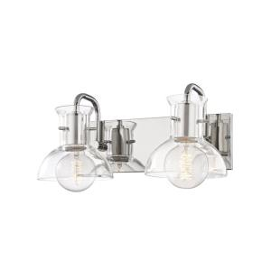 Riley - Two Light Bath Vanity