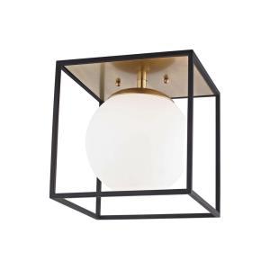 Aira - One Light Large Flush Mount