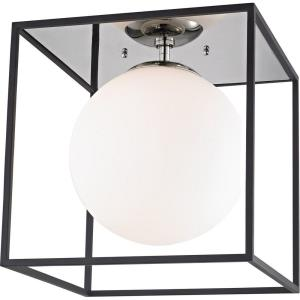 Aira - One Light Large Flush Mount