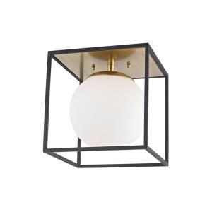 Aira - One Light Small Flush Mount