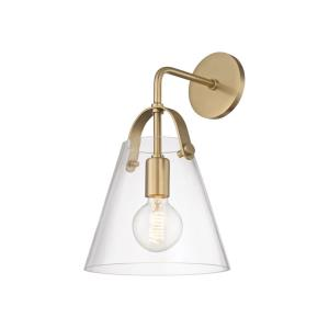 Karin - One Light Wall Sconce