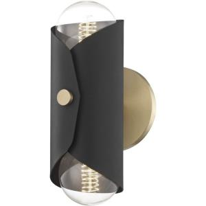 Immo - Two Light Wall Sconce