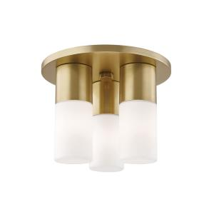 Lola - 9.25 Inch 12W 3 LED Flush Mount