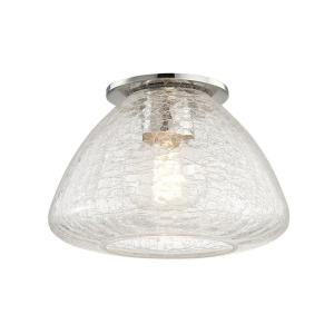 Maya - One Light Small Flush Mount