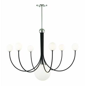 "Coco - 40"" 28W 7 LED Chandelier"