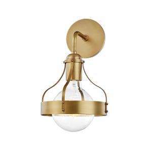 Violet 13.5 Inch 1-Light Wall Sconce