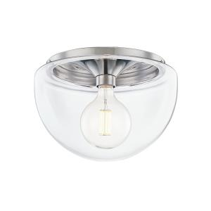 Grace 1-Light 14 Inch Flush Mount