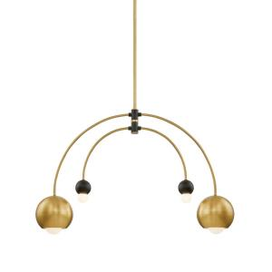 Willow - Four Light Chandelier