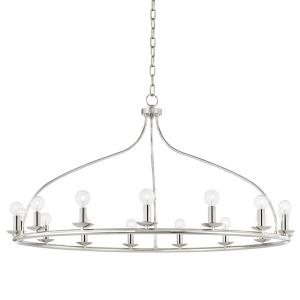 Kendra - 15 Light Chandelier