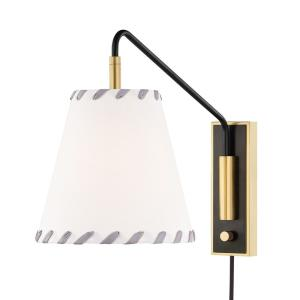 Hannah - One Light Wall Sconce