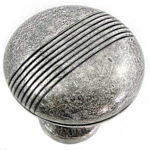 1.50 Inch Striped Knob