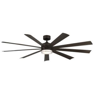 Wynd XL - 72 Inch 9-Blade Ceiling Fan with Light Kit and Remote Control