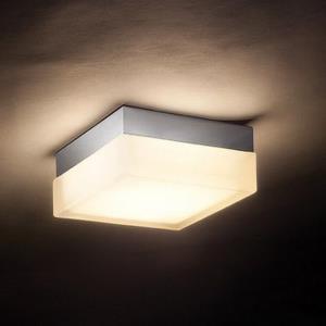 Dice - 6 Inch 15.5W 1 LED Flush Mount