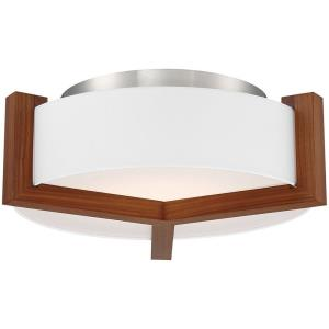 Segment - 20.67 Inch 35W 1 LED Flush Mount