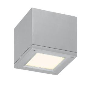 "Rubix - 5"" 17W 1 LED Flush Mount"