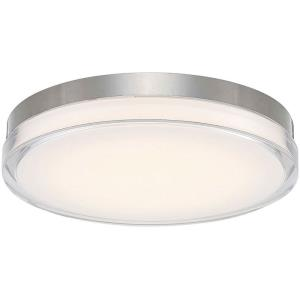 Pi - 3 Inch 31W 1 LED Outdoor Round Flush Mount