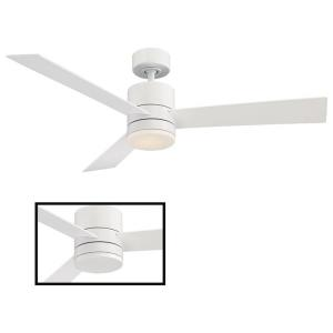 Axis - 52 Inch 3 Blade Ceiling Fan with 3000K LED Light Kit and Wall Control