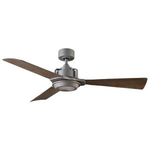 Osprey - 56 Inch 3 Blade Ceiling Fan with 3000K LED Light Kit and Wall Control