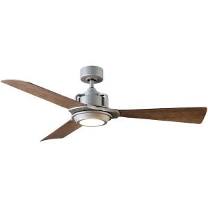 Osprey - 56 Inch 3 Blade Ceiling Fan with 2700K LED Light Kit and Wall Control