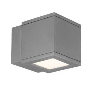 Rubix - 5 Inch 17W 1 LED Outdoor Wall Mount