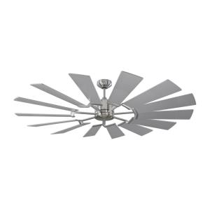 Prairie - 62 Inch Ceiling Fan with Kit