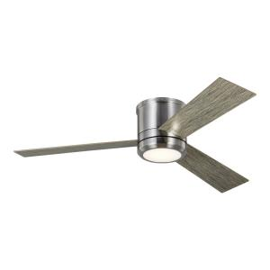 Clarity Max - 56 Inch 3 Blade Ceiling Fan with Light Kit