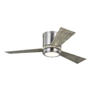 Clarity II - 42 Inch 3 Blade Ceiling Fan with Light Kit