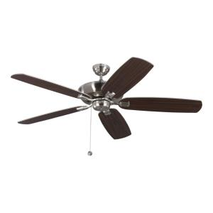 Colony Super Max 5 Blade 60 Inch Ceiling Fan with Pull Chain Control