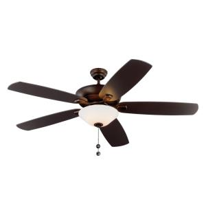 """Colony Super Max Plus - 60"""" Ceiling Fan with Light Kit"""