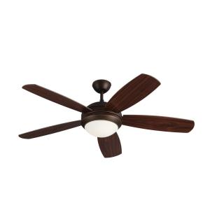 "Discus ES - 52"" Ceiling Fan with Light Kit"