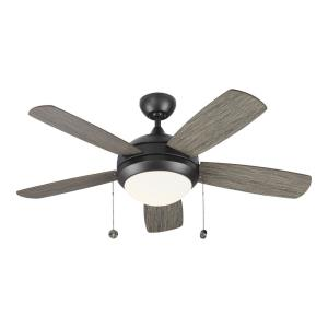 Discus Classic II - 44 Inch Ceiling Fan with Light Kit