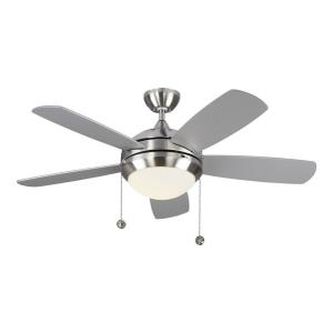 "Discus Classic II - 44"" Ceiling Fan with Light Kit"