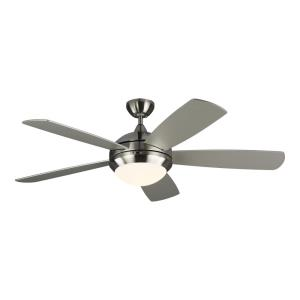 Discus Classic Smart - 52 Inch 5 Blade Ceiling Fan with Light Kit