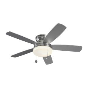 Traverse 5 Blade 52 Inch Ceiling Fan with Pull Chain Control and Includes Light Kit