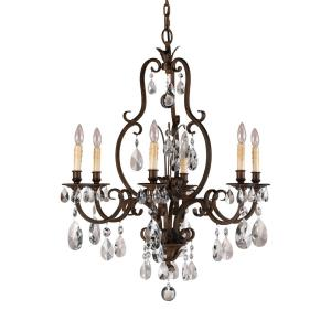 Salon Ma Maison Collection Chandelier