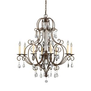 Chateau Collection8-Light Chandelier