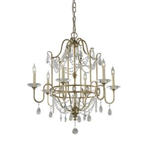 Gianna - Six Light Chandelier