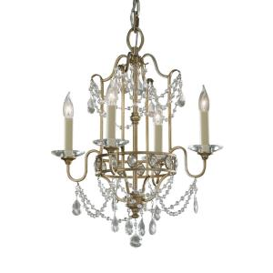 Gianna - Four Light Chandelier
