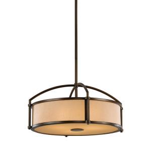 Preston - Three Light Pendant