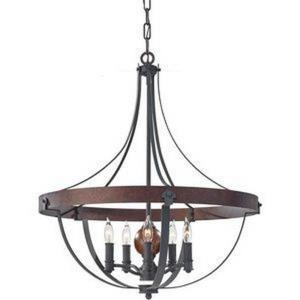 Alston - Five Light Chandelier