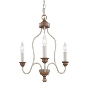 Hartsville - Three Light Chandelier